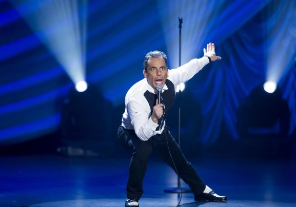 5/7/16 10:12:17 PM -- Sebastian Maniscalco at the Beacon Theater. Second night shows  Todd Rosenberg Photography