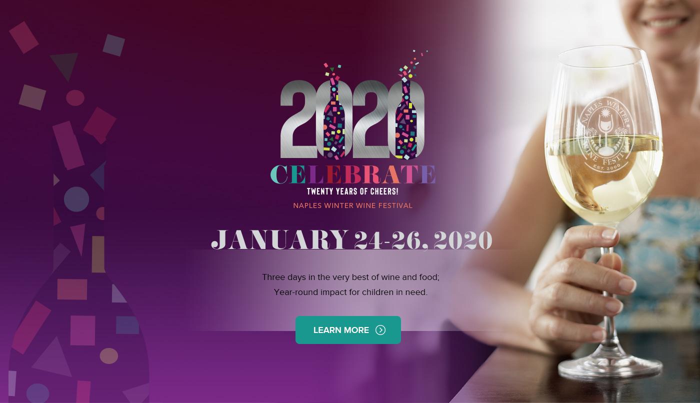 Naples Wine Festival 2020 Naples Children & Education Foundation